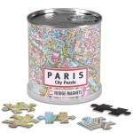 """Geo Toys (GEO 232) - """"City Magnetic Puzzle Paris"""" - 100 pièces"""