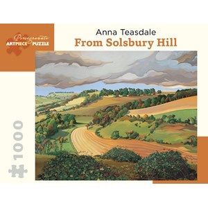 """Pomegranate (AA983) - Anna Teasdale: """"From Solsbury Hill"""" - 1000 pièces"""