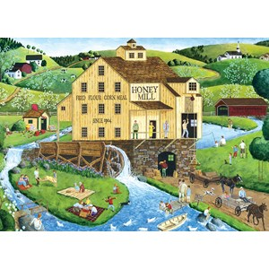 "MasterPieces (71731) - Art Poulin: ""Honey Mill"" - 1000 pièces"