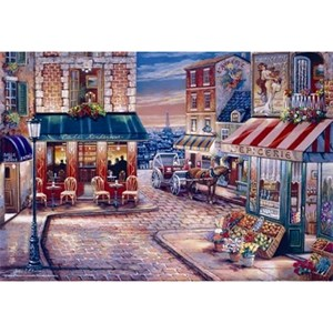 """Anatolian (PER3523) - John O'Brien: """"Café du Rendez-vous"""" - 750 pièces"""
