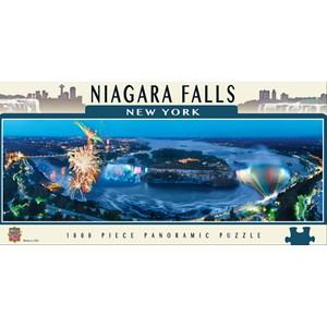 "MasterPieces (71584) - ""Niagara Falls"" - 1000 pièces"