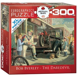 """Eurographics (8300-0441) - Bob Byerley: """"Le Casse-cou"""" - 300 pièces"""