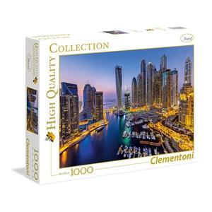 """Clementoni (39381) - """"Dubai"""" - 1000 pièces"""