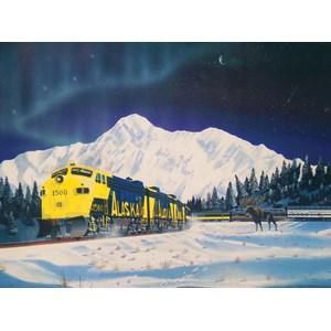 "SunsOut (21343) - Robert West: ""Alaskan Memories"" - 1000 pièces"