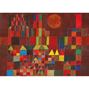 """Piatnik (546440) - Paul Klee: """"Château et Soleil"""" - 1000 pièces"""