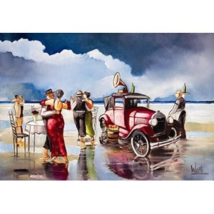 """Anatolian (PER3295) - Ronald West: """"Dancing on the Beach"""" - 260 pièces"""