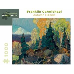 "Pomegranate (AA846) - Franklin Carmichael: ""Autumn Hillside, 1920"" - 1000 pièces"