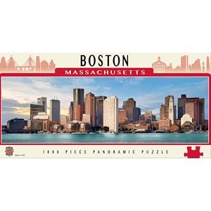"""MasterPieces (71695) - """"Boston"""" - 1000 pièces"""