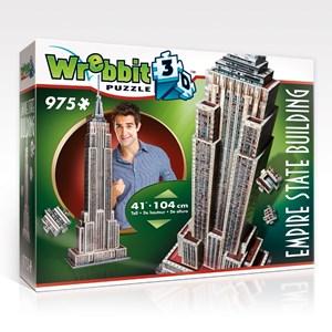 """Wrebbit (W3D-2007) - """"Empire State Building"""" - 975 pièces"""