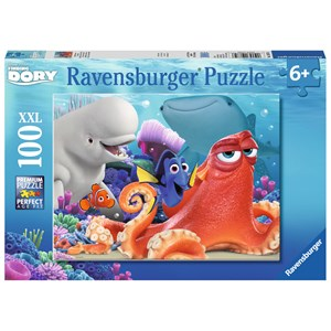 """Ravensburger (10875) - """"Finding Dory: Adventure is Brewing"""" - 100 pièces"""