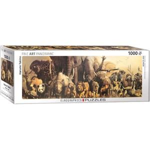 "Eurographics (6010-4654) - Haruo Takino: ""Noah's Ark"" - 1000 pièces"