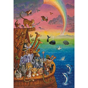 """Anatolian (PER3307) - Bill Bell: """"Noah and the Rainbow"""" - 260 pièces"""