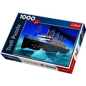 "Trefl (100808) - ""Titanic"" - 1000 pièces"