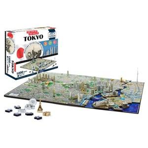 """4D Cityscape (40034) - """"Tokyo"""" - 1000 pièces"""