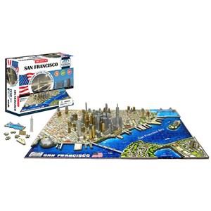"""4D Cityscape (40044) - """"San Francisco"""" - 1100 pièces"""
