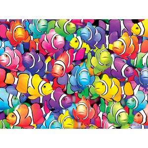 "Buffalo Games (11701) - Royce B. McClure: ""Clown School"" - 1000 pièces"