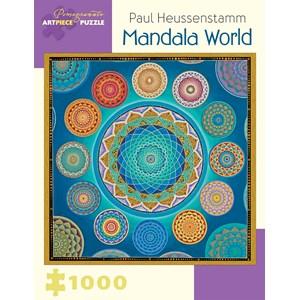 "Pomegranate (AA930) - Paul Heussenstamm: ""Mandala World"" - 1000 pièces"