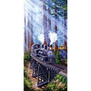 "SunsOut (69931) - Marc Desobeau: ""Redwood Sidewinder"" - 1000 pièces"