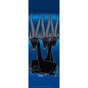 "Heye (29581) - Edward Tingatinga: ""Antelopes"" - 75 pièces"
