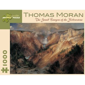 "Pomegranate (AA611) - Thomas Moran: ""Le Grand Canyon de Yellowstone"" - 1000 pièces"