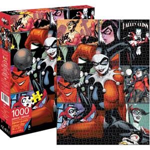 """Aquarius (65247) - """"Harley Quinn (DC Comics)"""" - 1000 pièces"""