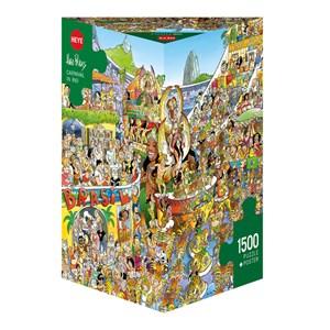 "Heye (29752) - Hugo Prades: ""Carnaval de Rio"" - 1500 pièces"