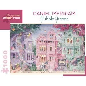 "Pomegranate (AA977) - Daniel Merriam: ""Bubble Street"" - 1000 pièces"
