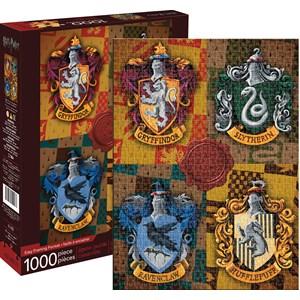"Aquarius (65303) - ""Harry Potter Crests"" - 1000 pièces"