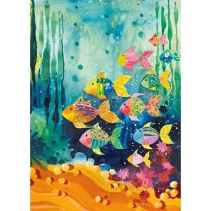 "Heye (29779) - Gabila Rissone: ""Shoal of Fish"" - 1000 pièces"