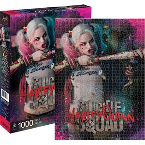 "Aquarius (65282) - ""Harley Quinn"" - 1000 pièces"