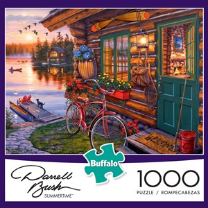 "Buffalo Games (11230) - Darrell Bush: ""Summertime"" - 1000 pièces"