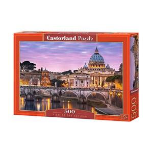 """Castorland (B-52493) - """"Vatican"""" - 500 pièces"""