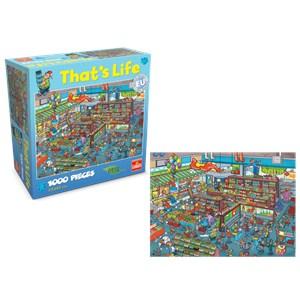 """Goliath Games (71307) - """"Supermarket"""" - 1000 pièces"""