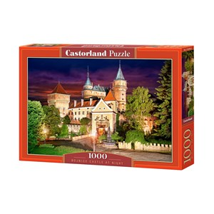 "Castorland (C-103393) - ""Bojnice Castle at Night"" - 1000 pièces"
