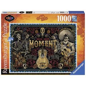 """Ravensburger (19811) - """"Seize your Moment"""" - 1000 pièces"""