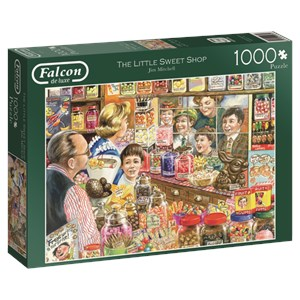 "Falcon (11079) - Jim Mitchell: ""The Little Sweet Shop"" - 1000 pièces"