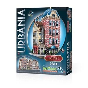 """Wrebbit (W3D-0501) - """"Urbania: Hotel"""" - 295 pièces"""