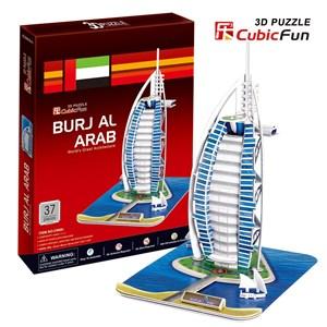 "Cubic Fun (C065H-2) - ""Burjal-Arab"" - 37 pièces"