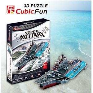 "Cubic Fun (P602H) - ""Kiev Aircraft Carrier"" - 103 pièces"