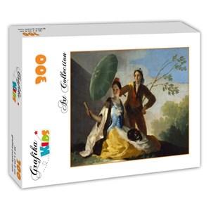 """Grafika Kids (00344) - Francisco Goya: """"El Quitasol, 1777"""" - 300 pièces"""