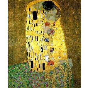 """Piatnik (545962) - Gustav Klimt: """"Le baiser"""" - 1000 pièces"""